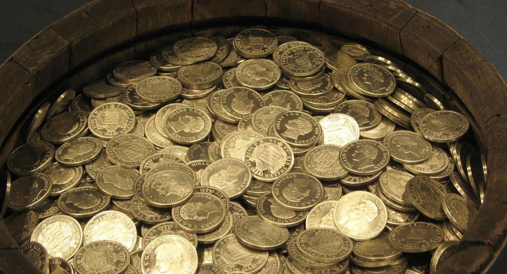 des monnaies (image d'illustration)