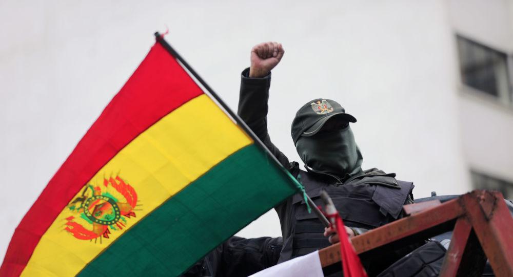 Protestations en Bolivie (photo d'archives)