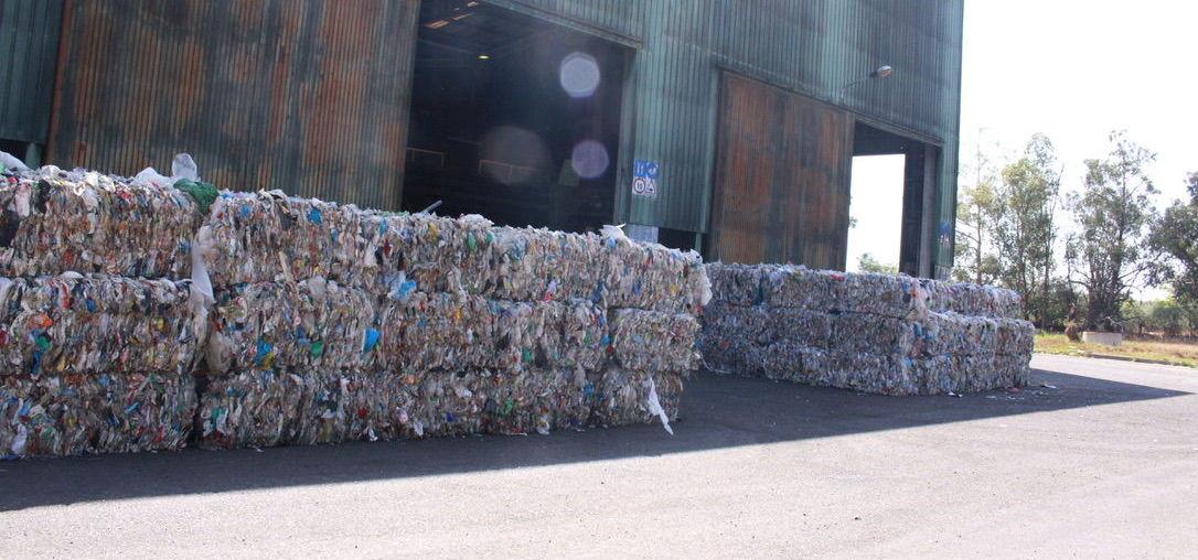 Déchets plastiques en Andalousie