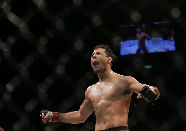 Markus Perez, combattant brésilien de MMA