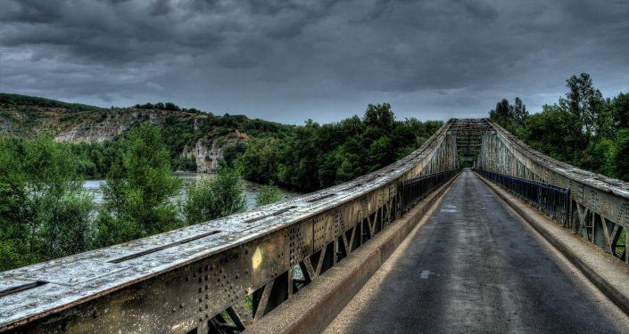 Un pont (image d'illustration)