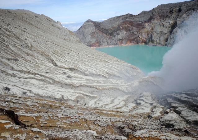Volcan Ijen (photo d'archives)