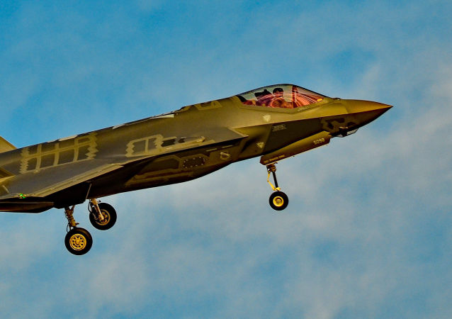 Un F-35A Lightning II (image d'illustration)