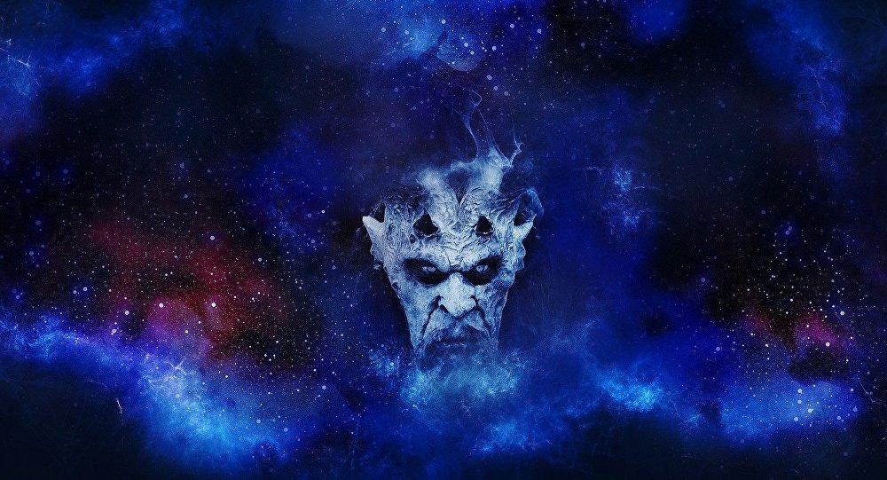 Satan (image d'illustration)