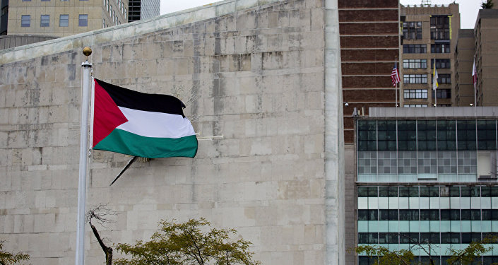 Le drapeau palestinien