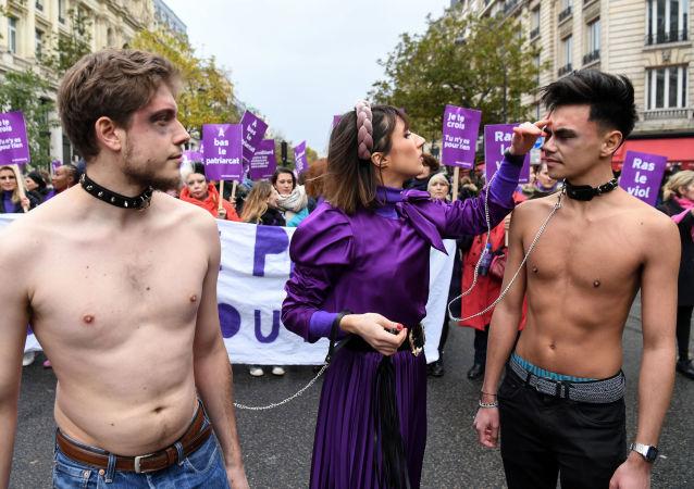 Marie s'infiltre lors de la marche #NousToutes le 23 novembre 2019 à Paris