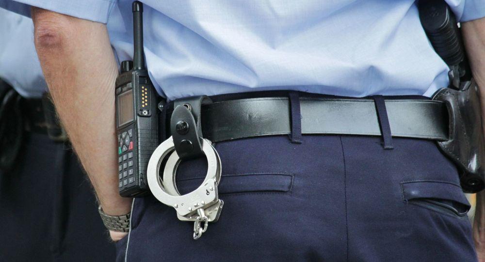 policier (image d'illustration)
