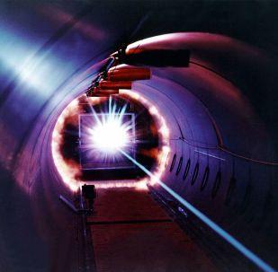 Laser  (image d'illustration)