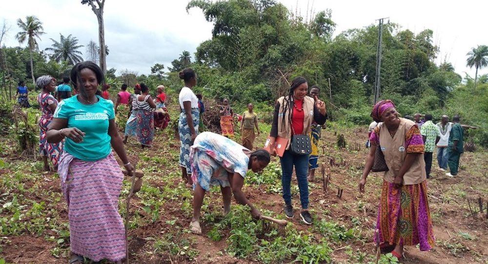 Likoley dans l'accompagnement des femmes de l'ouest ivoirien