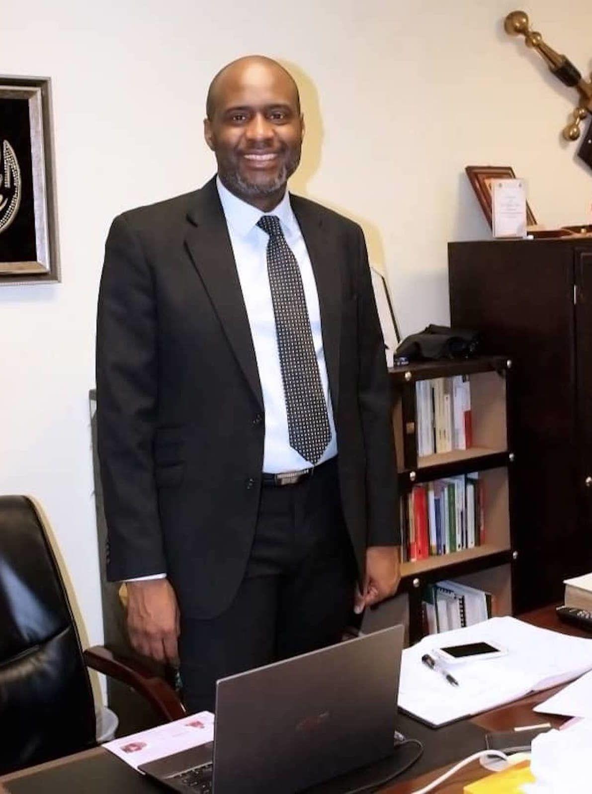 Moussa Mara, ex-premier Ministre du Mali (2014-2015).