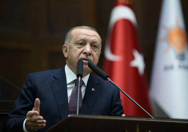 Recep Tayyip Erdogan (photo d'archives)