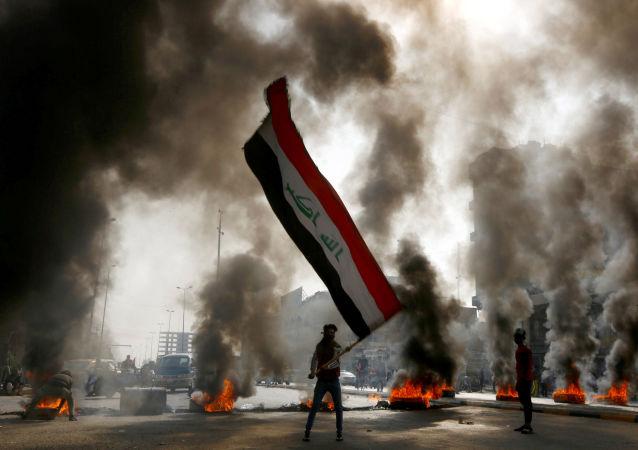 Manifestation en Irak