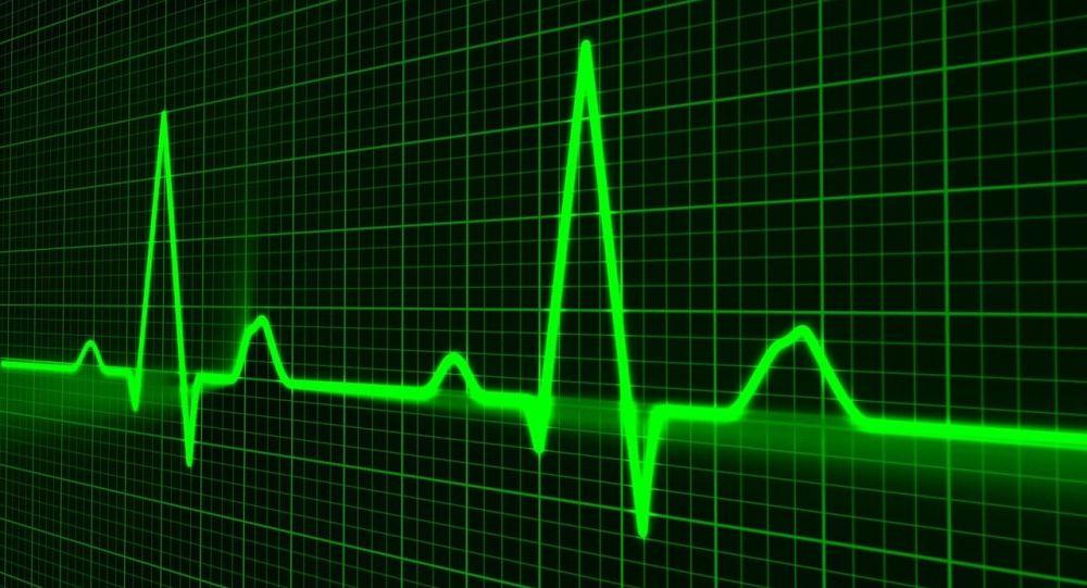 Rythme cardiaque (image d'illustration)