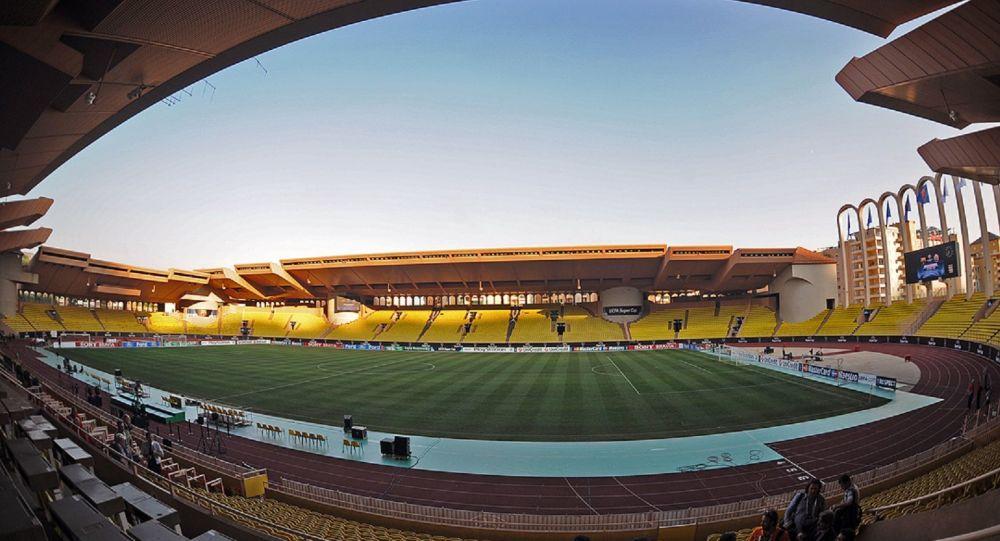 Stade Louis II à Monaco