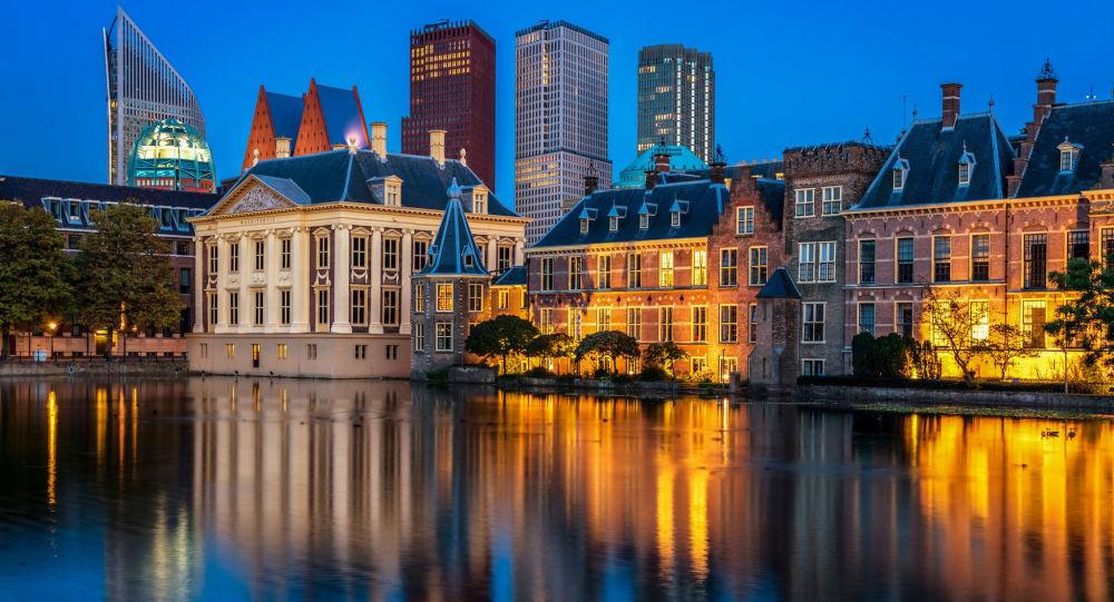 Vue de La Haye