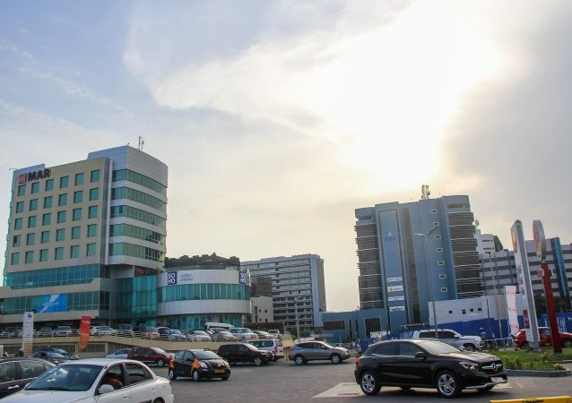 Accra, la capitale ghanéenne
