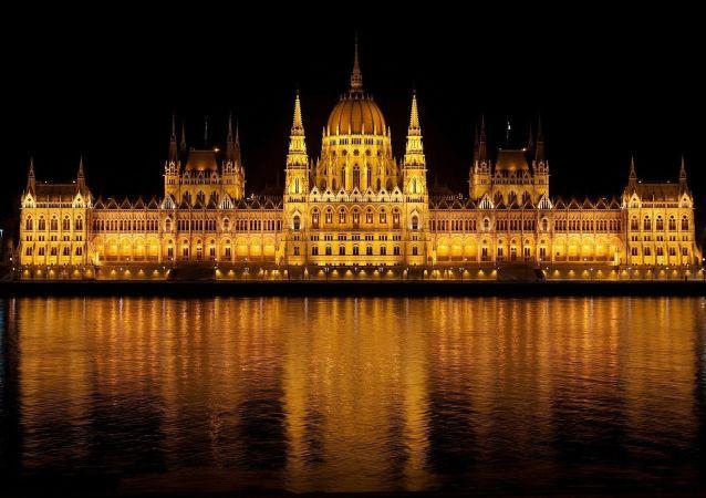 Budapest, capitale hongroise