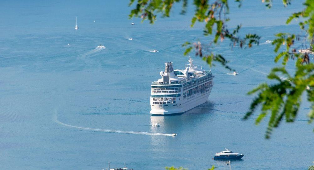 Navire de croisière (image d'illustration)