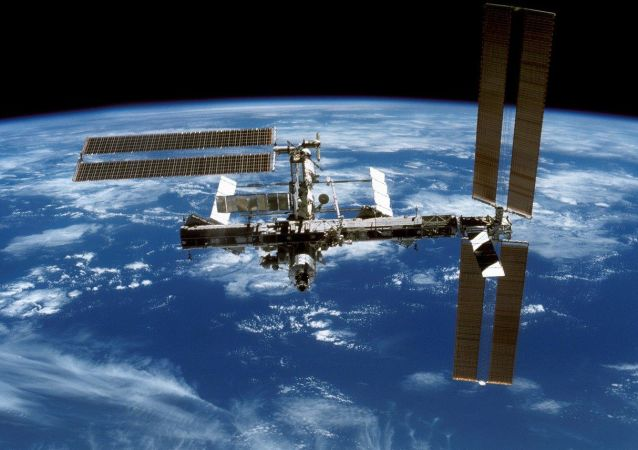 ISS, image d'illustration
