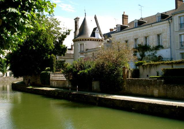 Montargis, dans le Loiret, France