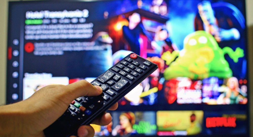 Smart tv, image d'illustration