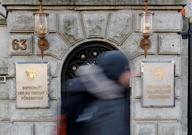 Ambassade de Russie à Berlin