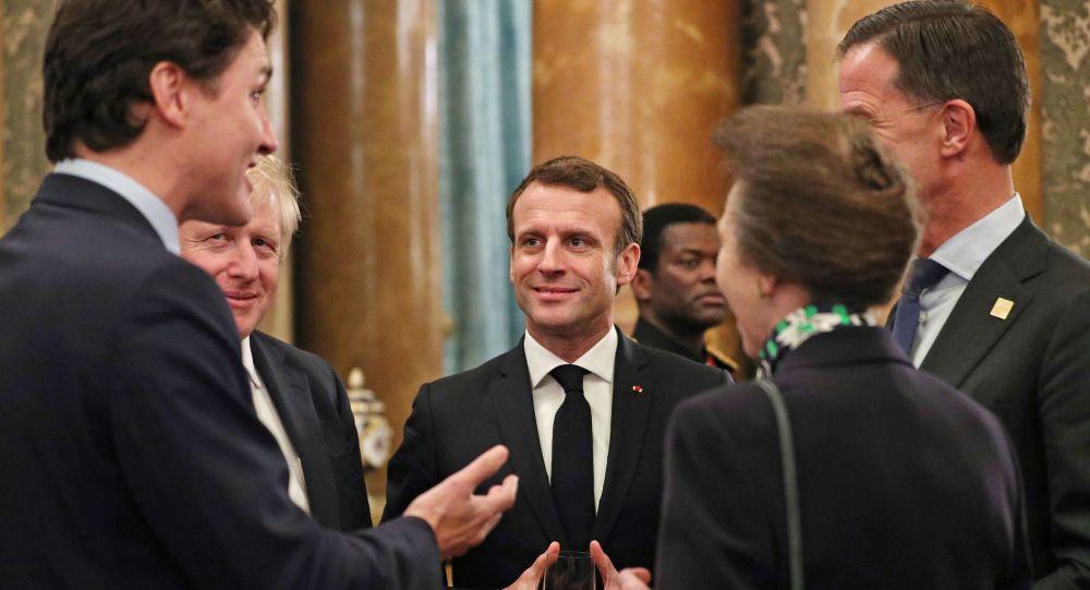 Sommet de l'Otan à Londres