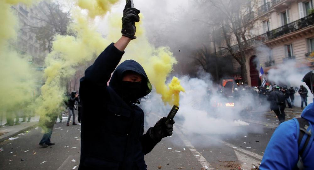 «Jeudi noir» en France: le début de la grève nationale contre la réforme des retraites