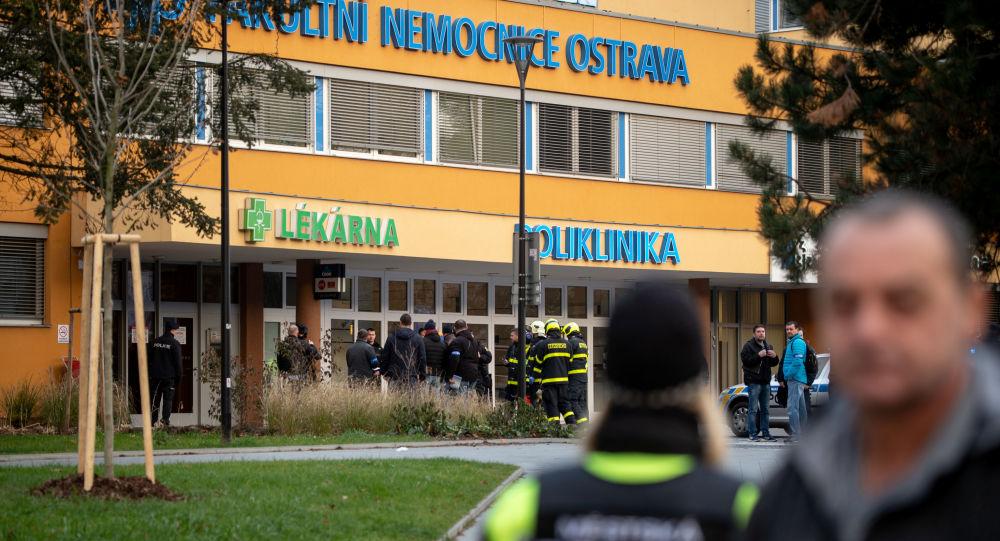 Fusillade dans un hôpital tchèque