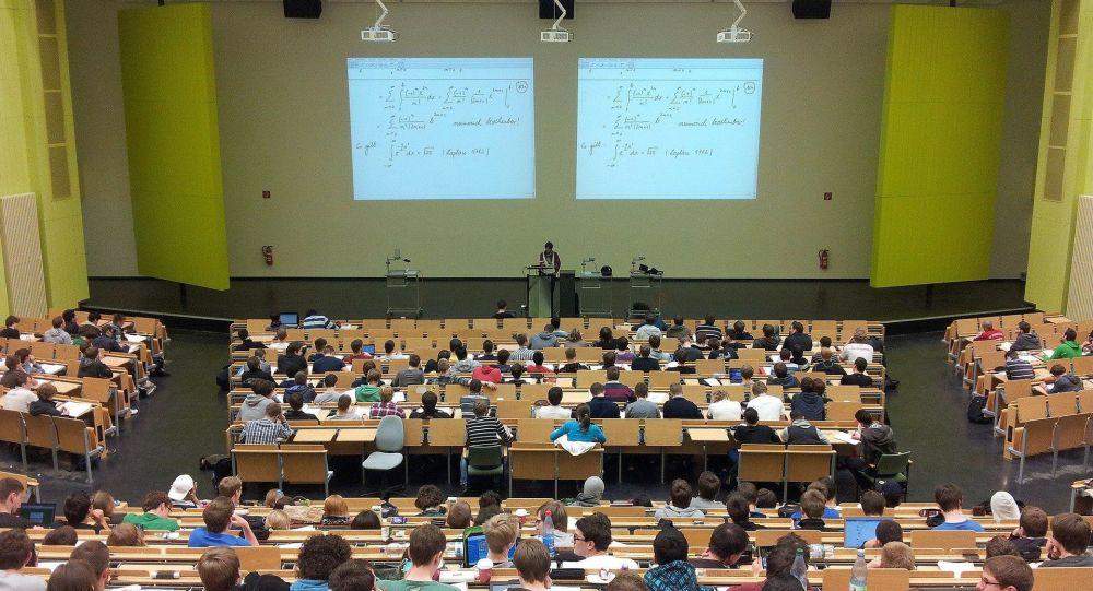 A l'université (image d'illustration)