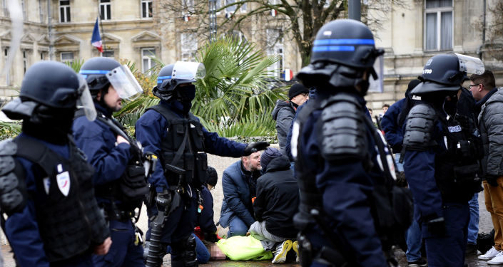 Des policiers français (photo d'archives)