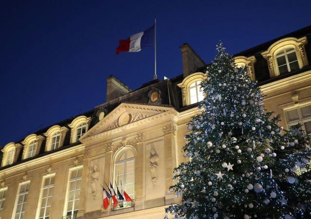 Palais de l'Élysée (photo d'archives)