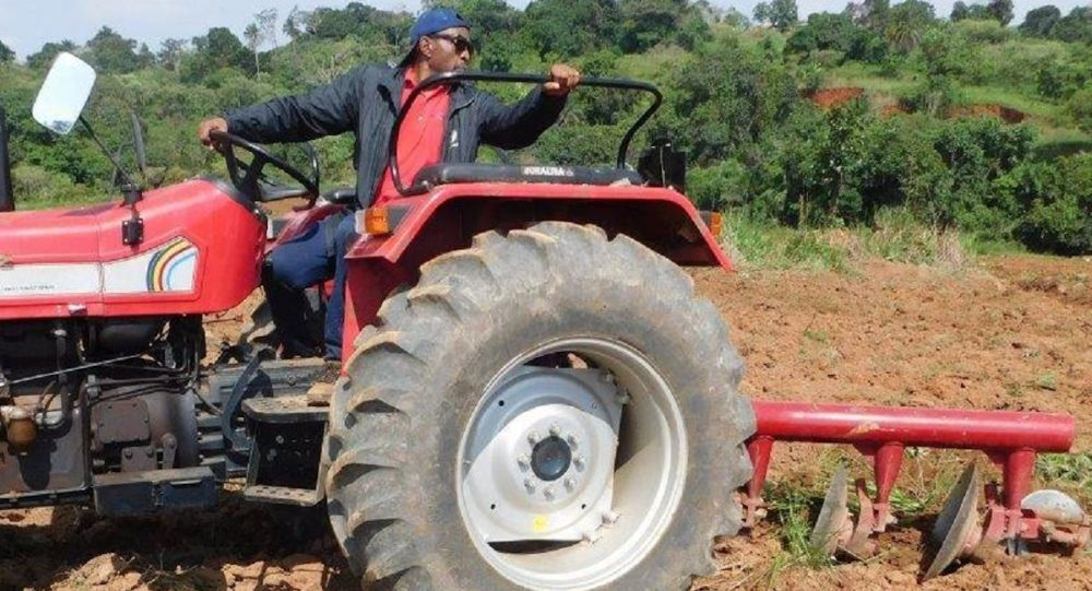 Ingénieur agronome et homme politique, Bernard Njonga est un ardent défenseur du monde agropastoral.