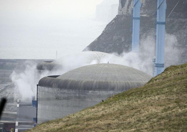 la centrale nucléaire de Penly