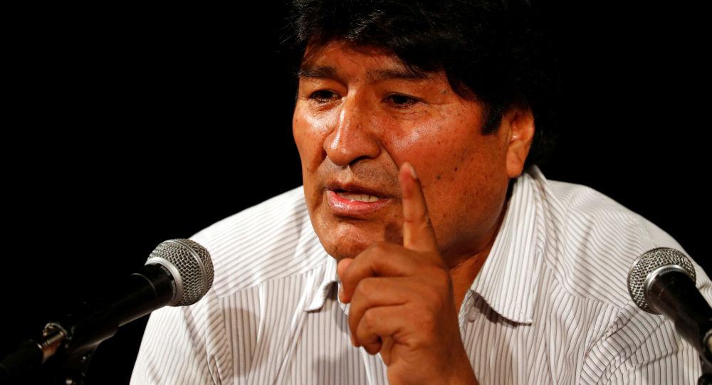 Evo Morales dénonce un coup d'État en Bolivie pour faire main basse sur le lithium