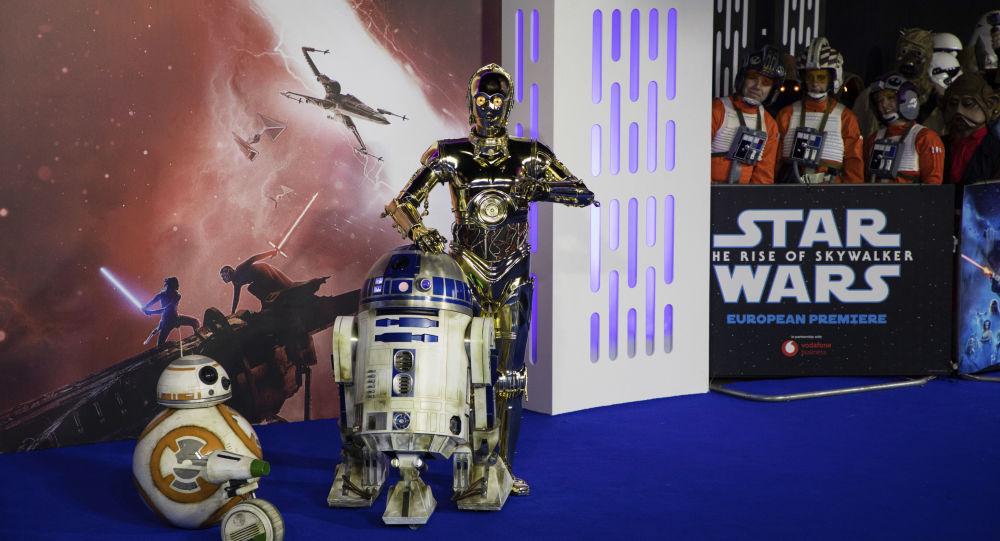 La première de Star Wars à  Londres