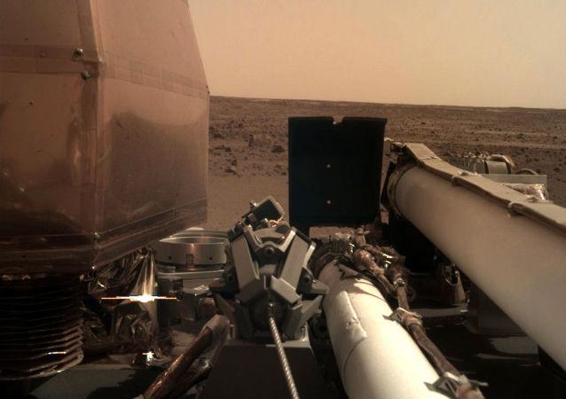 Une image de Mars (photo d'archives)