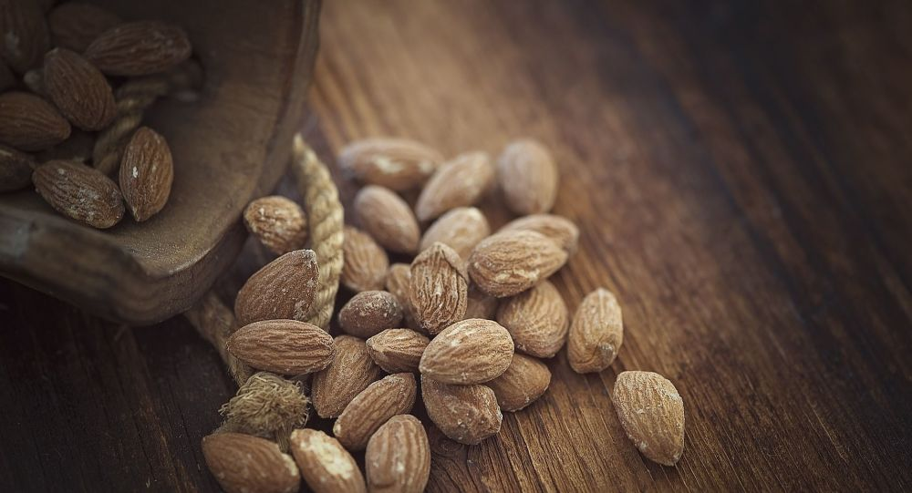 Des amandes (image d'illustration)