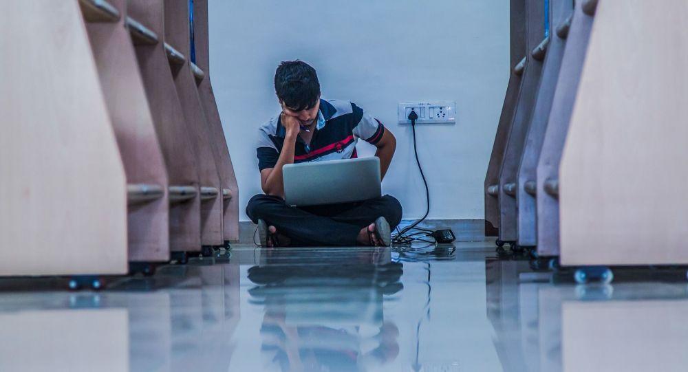 Un étudiant