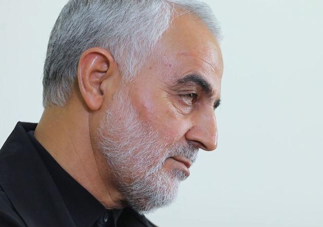 Le général Qassem Soleimani