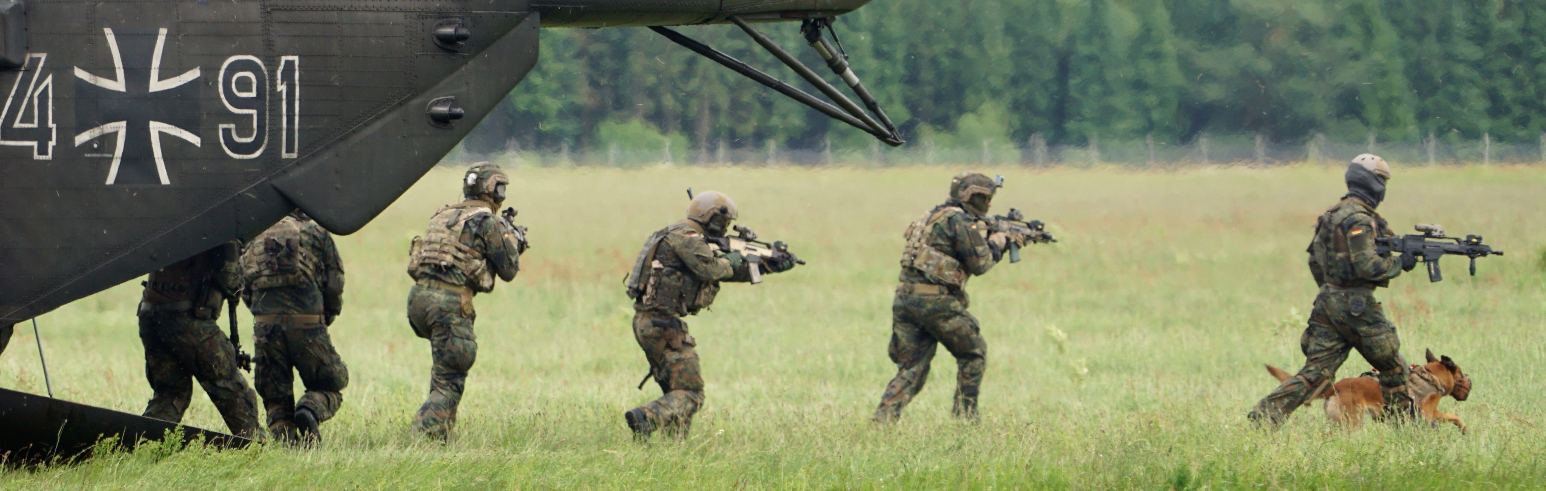 Le KSK, l'unité de forces spéciales allemande, ne participera pas à l'opération Takouba voulue par la France.