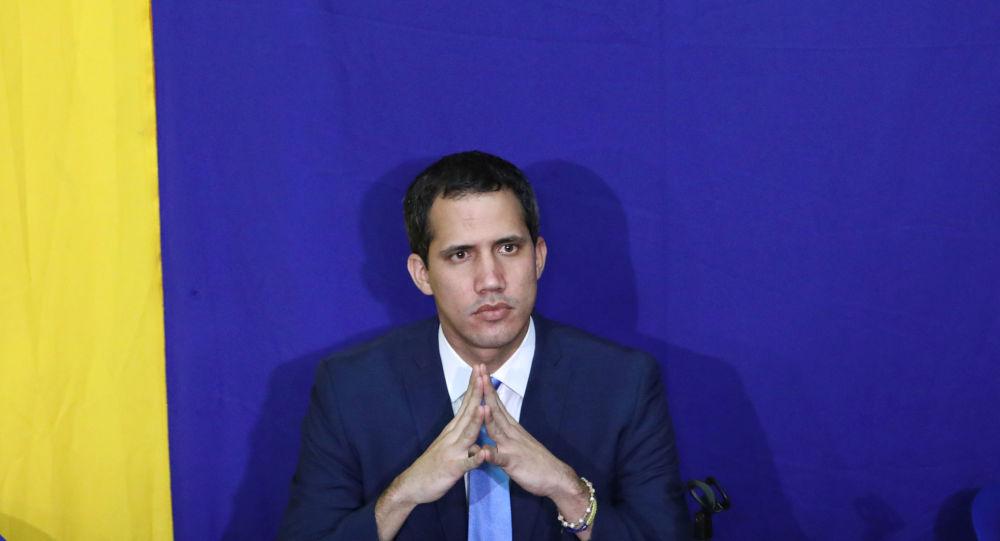 Juan Guaido, député d'opposition vénézuélienne