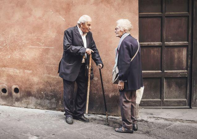 Personnes âgées (image d'illustration)