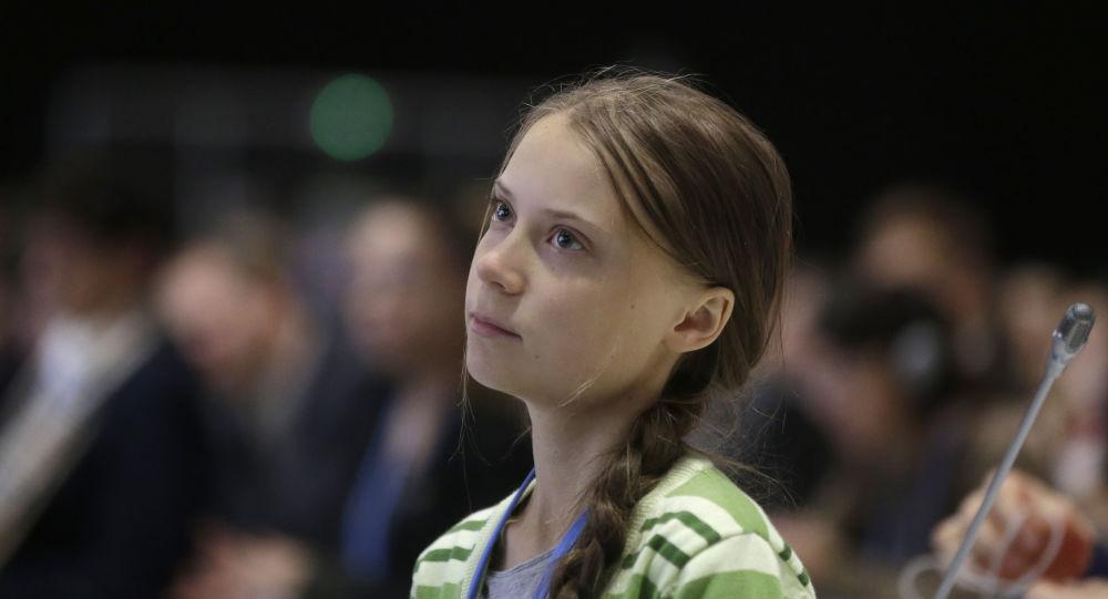 Greta Thunberg (photo d'archives)