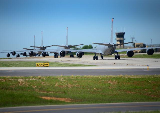 La base de la Garde nationale aérienne McGhee Tyson