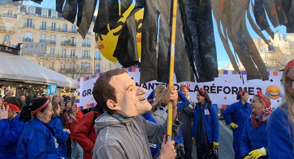 Retraites: les Insoumis propose une nouvelle motion de censure contre le gouvernement