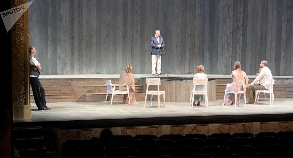 « Oncle Vania » d'Anton Tchekhov, mise en scène par Stéphane Braunschweig