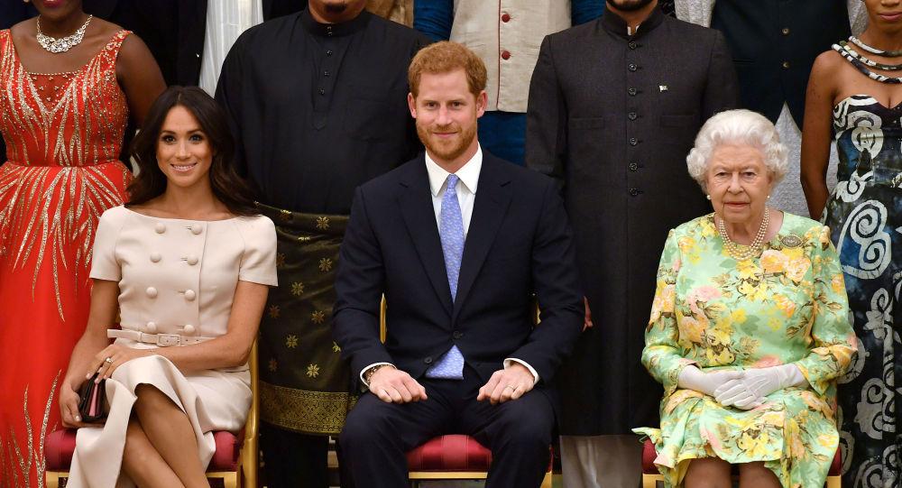 Le prince Harry et Meghan Markle renoncent au titre d'altesse royale