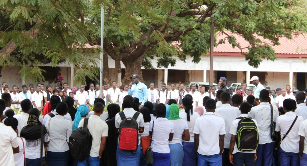 Police de proximité en Guinée, un exemple à suivre pour l'Afrique?