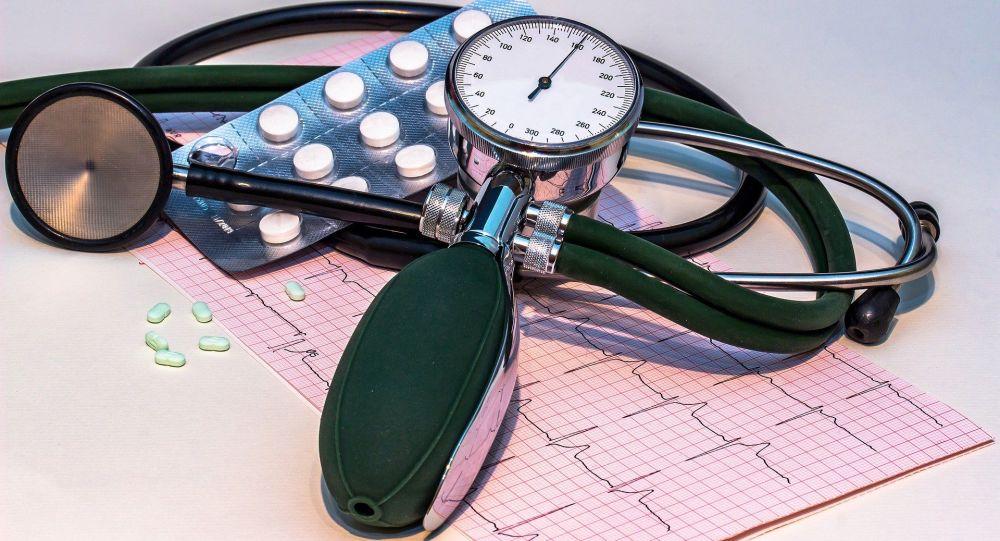 Une pression arterielle
